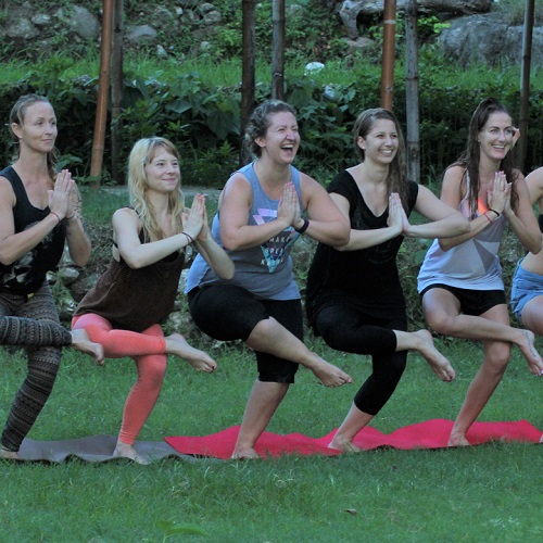 Yoga Meditation Teacher Training Retreats in Rishikesh - About Us