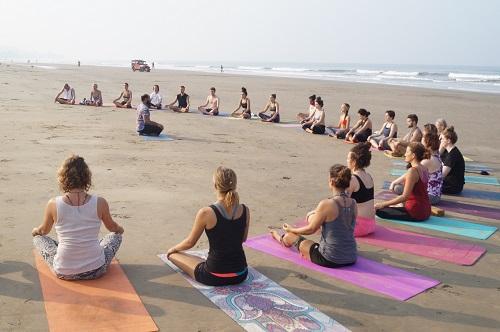 Yoga Teacher Training in Goa Mantra Yoga India - Yoga Teacher Training India