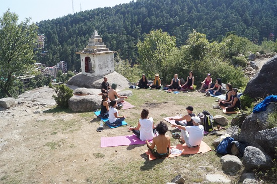 Meditation Retreat in Dharamsala 1 - Retreats