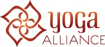 Logo Yoga Alliance - Yoga Teacher Training India