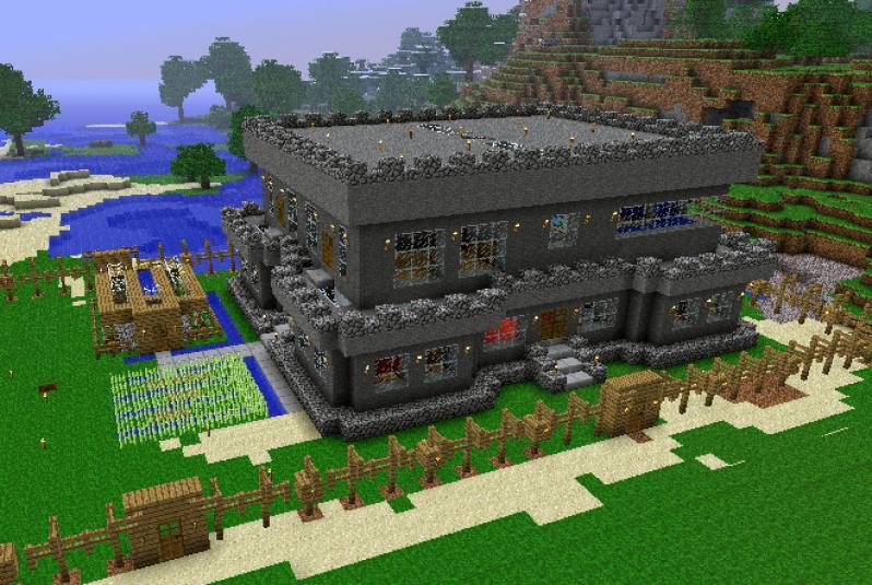 Minecraft: Para nuestros momentos de ocio.