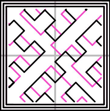 Infill pattern: Hilbert Curve (332.82mm / 5m:28s)