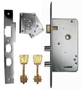 Clasificación para elegir una cerradura Trabex