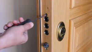 Como armar una cerradura