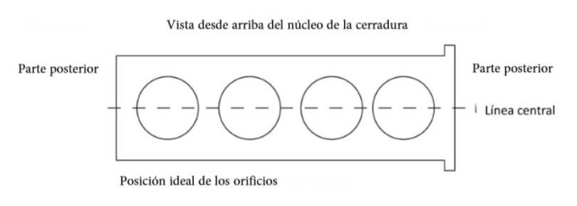 MANUAL USO DE LA GANZUA RASTRILLADO