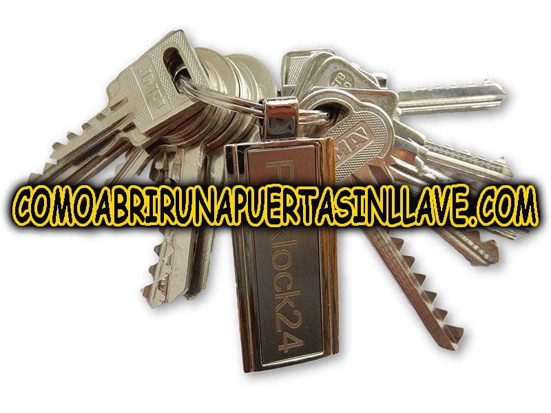 llaves bumping para método bump manualcerrajero comoabrirunapuertasinllave.com