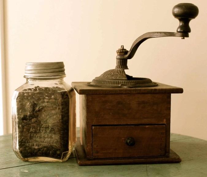 Choosing a coffee grinder