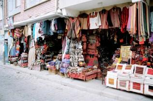 Calle Sagarnaga, La Paz