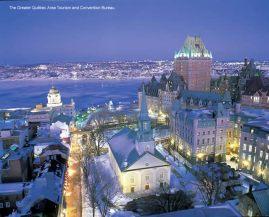 Cidade de Québec, o Canada com sabor francês