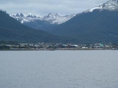 Terra do Fogo, Argentina, cidade de Ushuaia