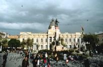Plaza Murillo, La Paz