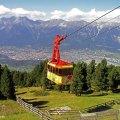 Teleférico, Innsbruck, Àustria