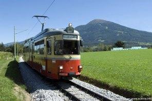 Trem, Áustria