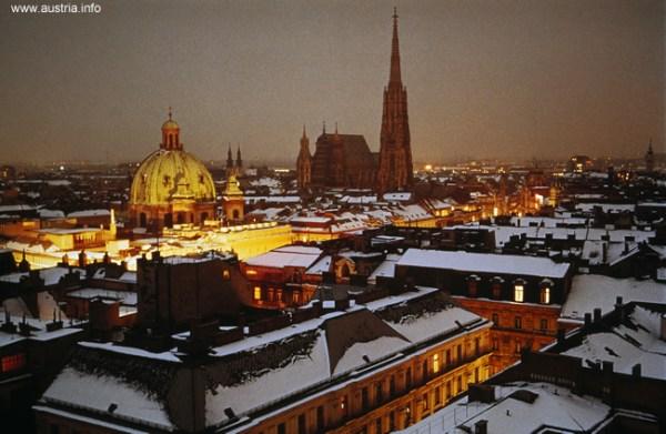 Viena, capital da Áustria