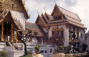 Wat Pra Keo, Tailândia