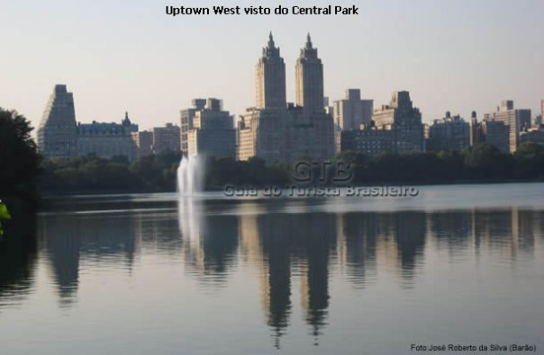 Upper West Side, Manhattan, New York, foto Barão