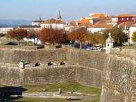 Fortaleza em estilo Vauban, Valença do Minho, Portugal