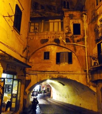 Amalfi, Costa Amalfitana a noite