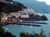 Amalfi, anoitecer