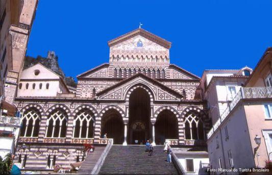 Duomo de San Andrea, Amalfi