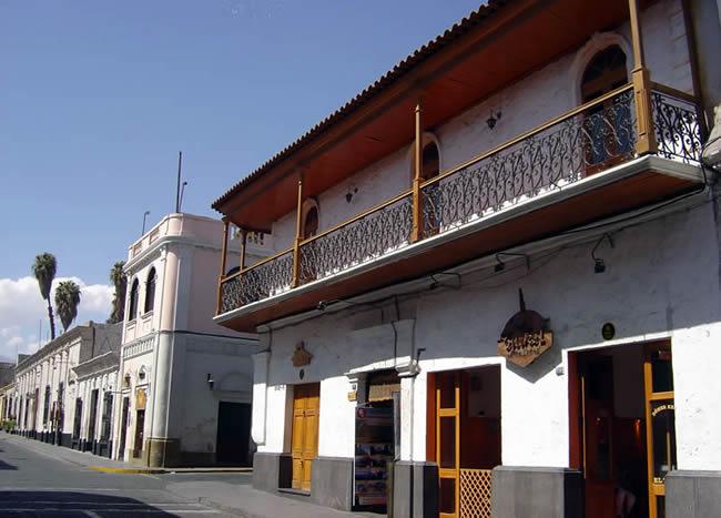 Cidade de Arequipa, Peru