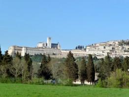 Basílica de San Francesco, Assis