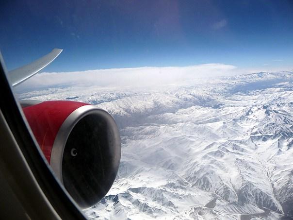 Circular de avião