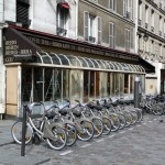 Bicicletas, Paris