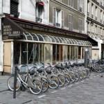 Bicicletas, Paris