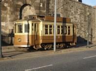 Bonde, cidade do Porto