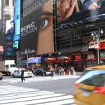 Broadway, Manhattan, New York City, foto Barão
