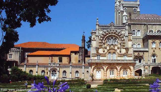 Bussaco, em Portugal