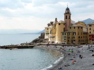 Camogli, Riviera Italina do Levante, Itália