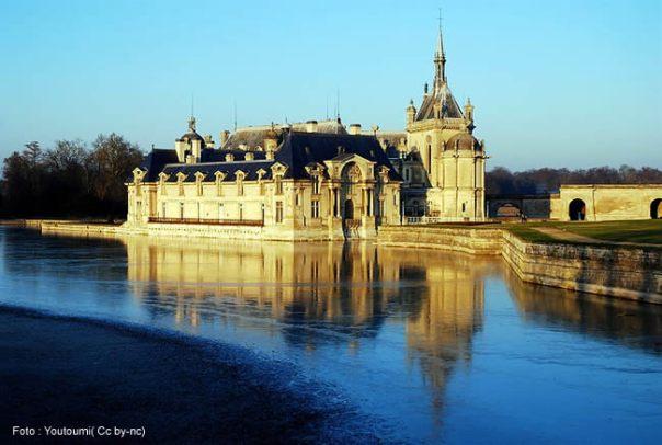 Castelo de Chantilly, Picardia