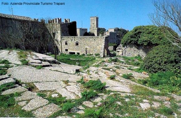 Castelo de Erice, Sicília