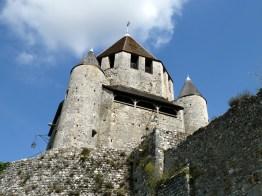 CCastelo em Provins, France