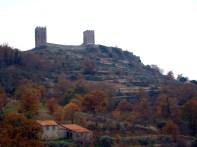 Castelo medieval, Serra da Estrela