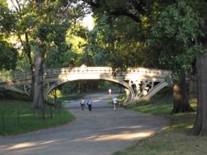 Central Park, em Manhattan, New York, foto Barão