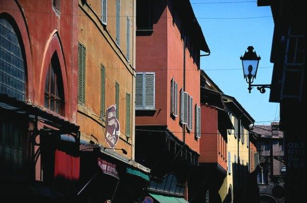 Centro Histórico, Bolonha, Itália