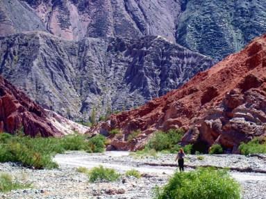 Cerro de las Siete Colores, Purmamarca