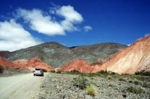 Noroeste argentino, Cerro de las Siete Colores, Purmamarca