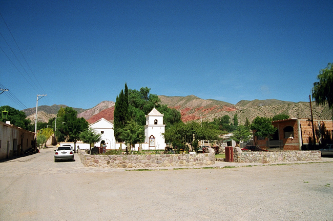 Uquia, Quebrada de Humahuaca