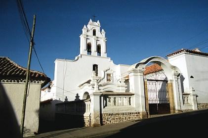 Cidade de Sucre, Bolívia