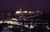 Coimbra à noite, Beiras, Portugal