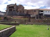 Templo de Coricancha, Cusco, Peru