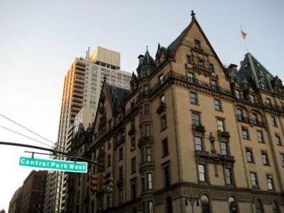 Dakota Building, Manhattan, Nova York, foto Barão
