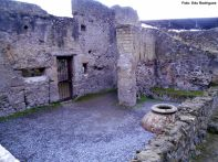 Construção romana em Herculano