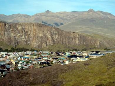 El Chaltén, uma ótima base para excursões e caminhadas