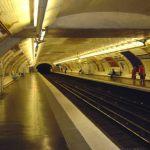 Estação de metro e RER, Paris