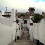 Estremoz, em Portugal